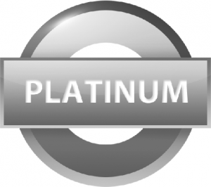 Platinum CMS website design package