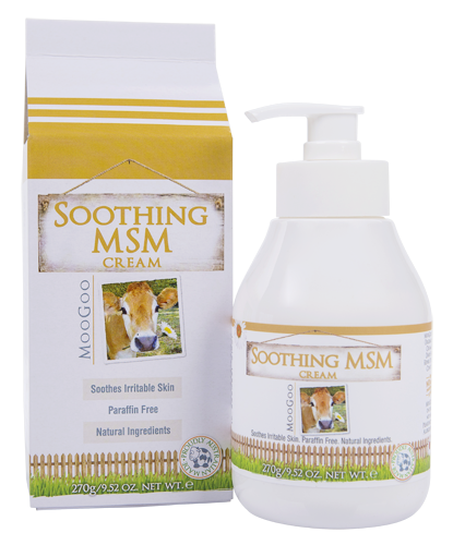 MSM Soothing Cream